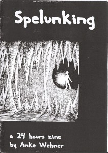 Spelunking by Anke Wehner
