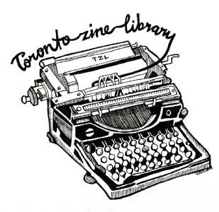 Toronto Zine Library Logo